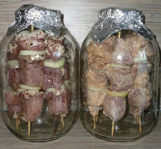 Шашлыки дома в духовке рецепты с фото